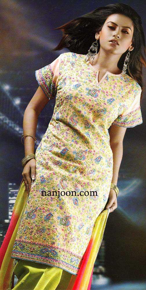 http://www.nanjoon.com مدلهای لباس هندی